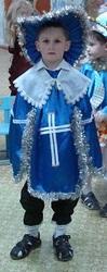 костюм новогодний мушкетер