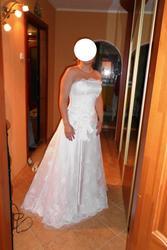 свадебное платье от Папилио Диона