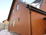 Металлический сайдинг «ЭкоБрус GL»-надежная защита Вашего фасада!
