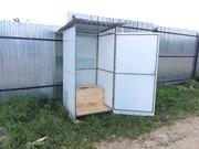 Туалет для дачи с бесплатной доставкой  на дом по всей территории  РБ