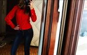 Итальянская рубашка trassardi jeans